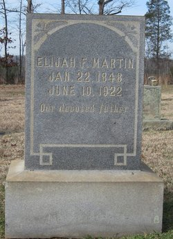 Elijah Franklin Martin, Jr