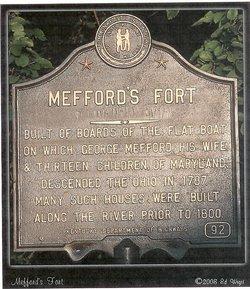 Elizabeth <i>Mefford</i> Schofield