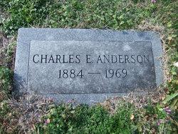 Charles Eagleton Anderson