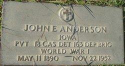 John Efraim Anderson