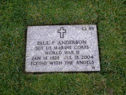 Paul F Anderson