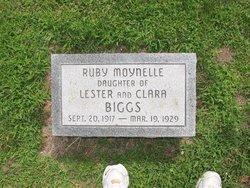 Ruby Moynelle Biggs