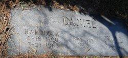 Harman K. Daniel