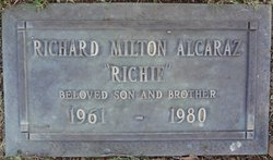 Richard Milton Alcaraz