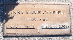 Ann M. <i>Hines</i> Campbell