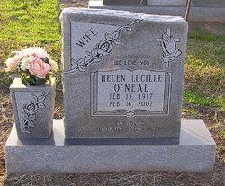 Helen Lucille O'Neal