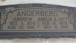 Amelia A. <i>Hansen</i> Anderberg