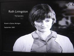 Ruth Livingston