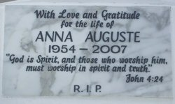 Anna Auguste