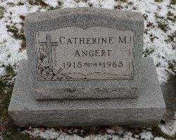 Catherine M <i>Schaffner</i> Angert
