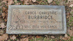Grace Christine Burbridge