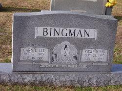 Garnie Lee Bingman