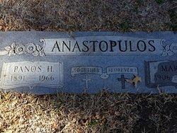 Panos H Anastopulos