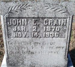 John Erwin Crain