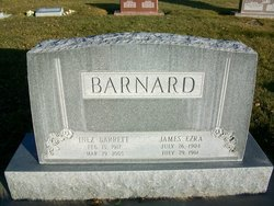 James Ezra Barnard