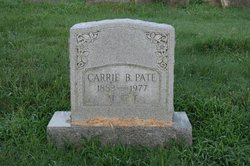 Carrie B. Pate