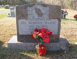 Ida Branson Allred