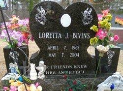 Loretta Retta Bivins