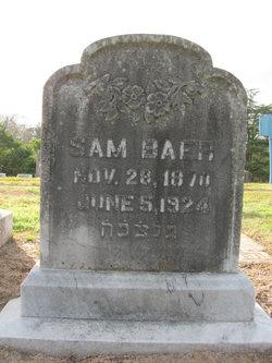 Sam Baer
