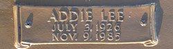 Addie Lee Ables