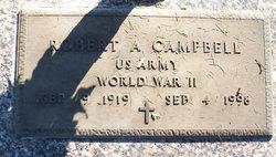 Robert A Campbell