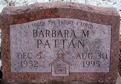 Barbara M. Pattan