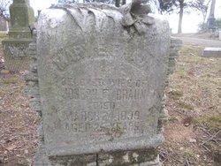 Margaret E Mary <i>O'Shea</i> Braun