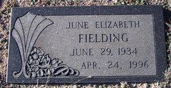 June Elizabeth <i>Pietila</i> Fielding