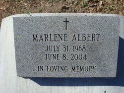 Marlene Albert