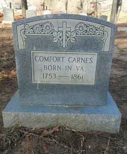 Comfort <i>Cash</i> Carnes