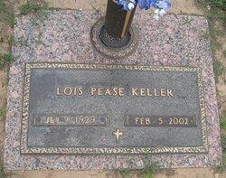 Lois <i>Pease</i> Keller