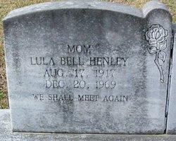Lula Bell <i>Henley</i> Duncan