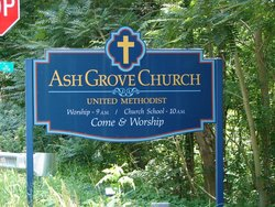 Ash Grove Methodist Church Cemetery