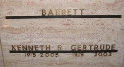 Kenneth R. Barrett