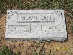 Katherine Clair Kate <i>Thurston</i> McMillan
