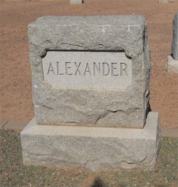 Caroline May Alexander