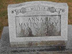 Anna June <i>Brooks</i> Bailey