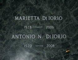 Marietta <i>Salvati</i> Di Iorio