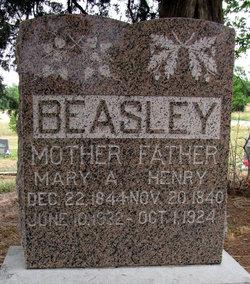 Mary A Beasley