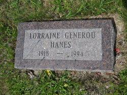 Lorraine Hanes