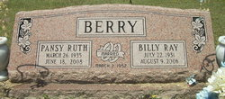 Capt Billy Ray Berry