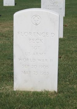 Florence D. Beck