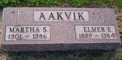 Martha Sofia <i>Hatlen</i> Aakvik