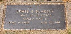 Lewis E Blakely