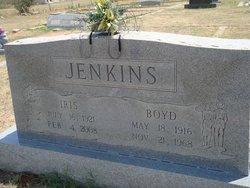 Boyd Alfred Jenkins