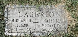 Hazel M <i>McCarthy</i> Caserio