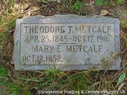 Mary Ellen Molly <i>Starkey</i> Metcalf