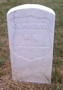 William McCorkhill