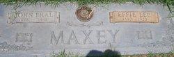 Effie Lee <i>Taylor</i> Maxey