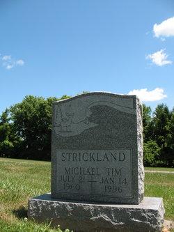 Michael Tim Strickland